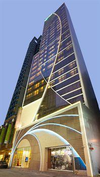 香港木的地酒店 Madera Hong Kong