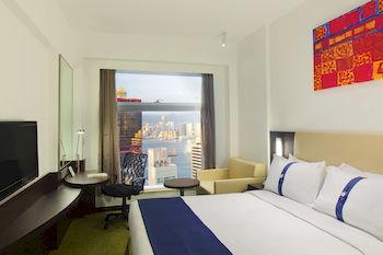香港蘇豪智選假日酒店  Holiday Inn Express Hong Kong Soho