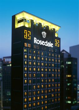 香港珀麗酒店  Rosedale Hotel Hong Kong