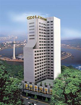 澳門富華粵海酒店  Fu Hua Guang Dong Hotel