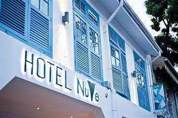 新加坡努福飯店 Hotel Nuve