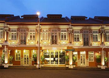 新加坡麗雅酒店 Naumi Liora Hotel