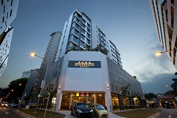 新加坡武吉士區威豪飯店-亞伯街 Parc Sovereign Hotel – Albert St