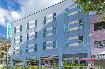 新加坡 81 殼凡飯店 Hotel 81 Kovan