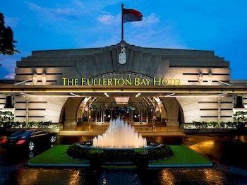 新加坡浮爾頓灣飯店 The Fullerton Bay Hotel