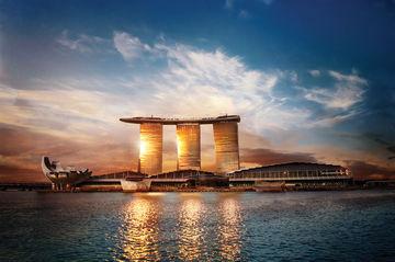 新加坡濱海灣金沙酒店 Marina Bay Sands