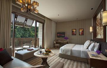 新加坡聖淘沙名勝世界逸濠飯店  RWS EQUARIUS HOTEL