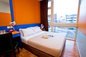 新加坡飛龍高文飯店 Fragrance Hotel - Kovan