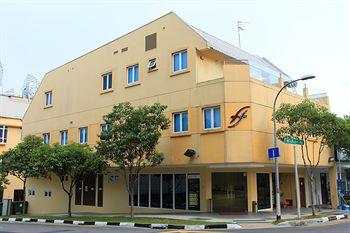 新加坡飛龍威寶飯店 Fragrance Hotel - Viva