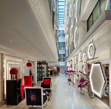 新加坡索菲特 Sofitel So Singapore