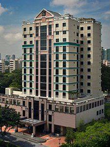 新加坡馬婁品質飯店 Quality Hotel Marlow