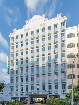 新加坡 81 好萊塢飯店 Hotel 81 Hollywood