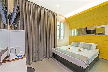 新加坡 81 梧槽飯店 Hotel 81 Rochor
