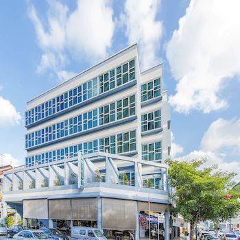 新加坡 81 雅麗飯店 Hotel 81 Elegance