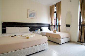 新加坡愛芬達酒店 Asphodel Inn Singapore