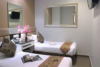 新加坡飛龍武吉士飯店 Fragrance Hotel - Bugis
