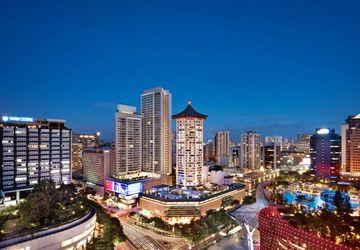新加坡唐購物中心萬豪飯店 Singapore Marriott Tang Plaza Hotel