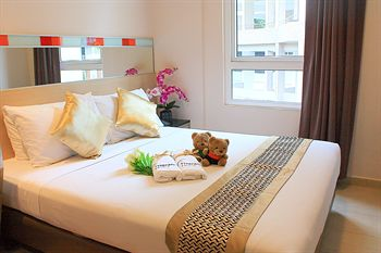 新加坡飛龍綠洲酒店 Fragrance Hotel - Oasis