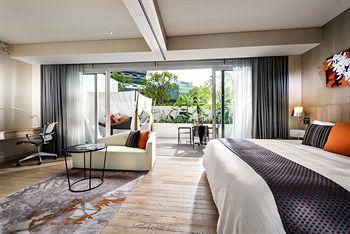新加坡樟宜市弗雷澤-卡普里飯店 Capri by Fraser, Changi City Singapore