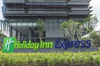 新加坡克拉碼頭智選假日飯店 Holiday Inn Express Singapore Clarke Quay