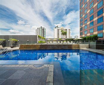 新加坡美爵樂斯飯店 Grand Mercure Roxy Singapore