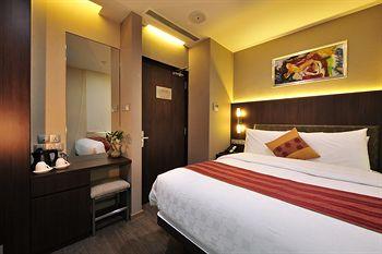 新加坡客來福香港街5號酒店 Hotel Clover 5 HongKong Street