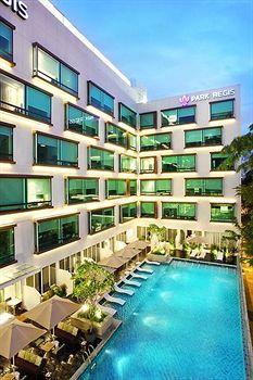 新加坡瑞吉公園酒店 Park Regis Singapore