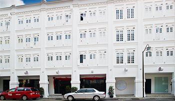 新加坡寶瓷林精品酒店 The Porcelain Hotel by JL Asia