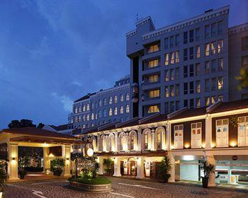 新加坡悅樂雅柏酒店 Village Hotel Albert Court