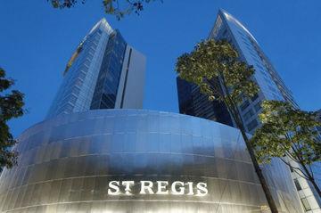 新加坡聖瑞吉斯酒店 The St. Regis Singapore