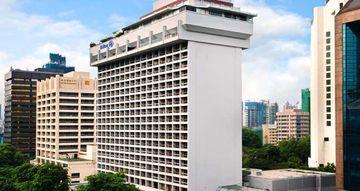 新加坡希爾頓酒店 Hilton Singapore
