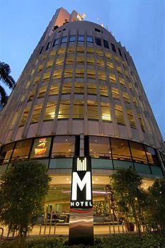 新加坡 M 酒店 M Hotel Singapore