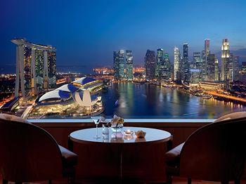 新加坡麗思卡爾頓美年酒店 The Ritz-Carlton, Millenia Singapore