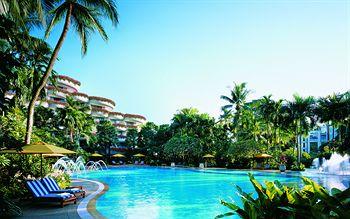 新加坡香格里拉大酒店 Shangri-La Hotel Singapore