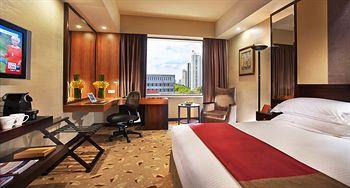 新加坡史各士皇族酒店 Royal Plaza On Scotts