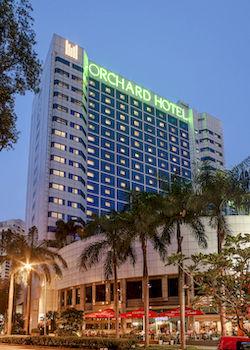 新加坡烏節大酒店 Orchard Hotel Singapore