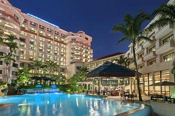 新加坡瑞士茂昌閣酒店 Swissotel Merchant Court