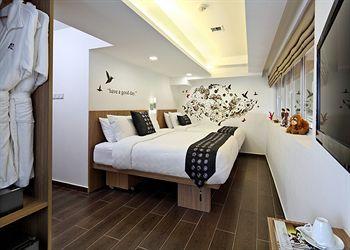 新加坡客來福藝術酒店 Hotel Clover The Arts