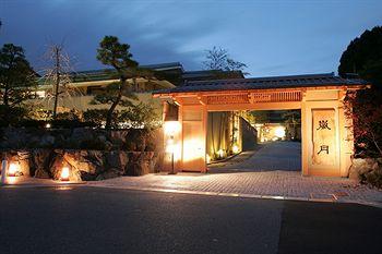 京都嵐月旅亭飯店 Ryotei Rangetsu