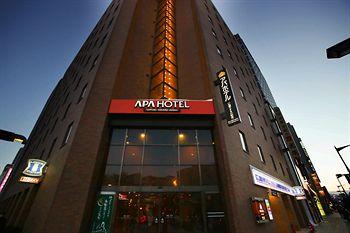 札幌薄野驛前 APA 飯店 APA Hotel Sapporo Susukino-Ekimae