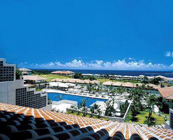 沖繩名護市海灣別墅飯店 Kanucha Bay Hotels & Villas