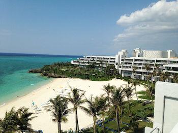 沖繩月亮海灘宮殿飯店 Moon Beach Palace Hotel