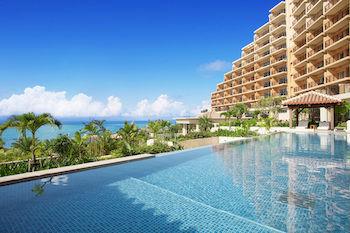 沖繩卡夫渡假富著公寓飯店 Kafuu Resort Fuchaku Condo Hotel