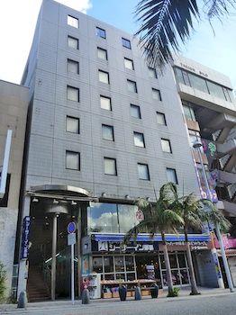 沖繩那霸石薩爾旅館 Shiisar Inn Naha