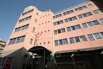 東京淺草櫻花賓館 Sakura Hostel Asakusa