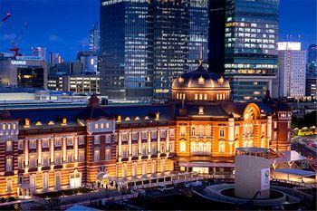 東京火車站飯店 The Tokyo Station Hotel
