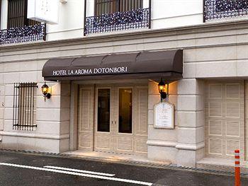 大阪道頓堀芳香飯店 Hotel La Aroma Dotonbori