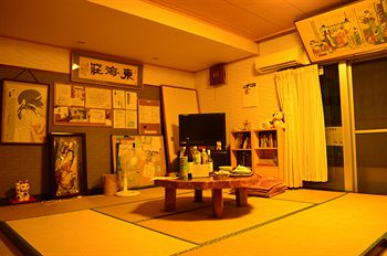 東京淺草圖卡索飯店 Asakusa Hostel Toukaisou