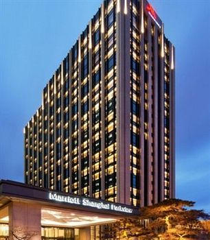 上海寶華萬豪酒店 Shanghai Marriott Hotel Parkview
