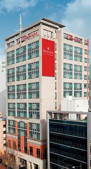 首爾東大門華美達飯店 Ramada Seoul Dongdaemun